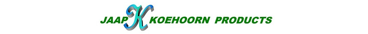 Jaap Koehoorn Products